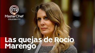 El insulto al aire de Rocío Marengo - MasterChef Argentina 2020