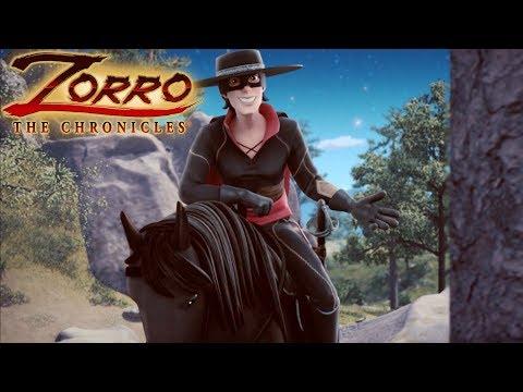 Les Chroniques De Zorro   Episode 19   UN PLAN IMPARABLE   Dessin De Super-héros