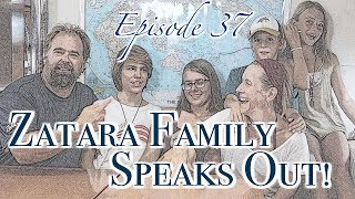 Zatara Family Speaks Out! (Sailing Zatara Ep 37)