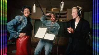 Eurythmics and Aretha Franklin Sisters Are Doin' It For Themselves [ET MIX] 1985