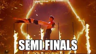 Duo Transcend America's Got Talent 2018 Semi Finals|GTF