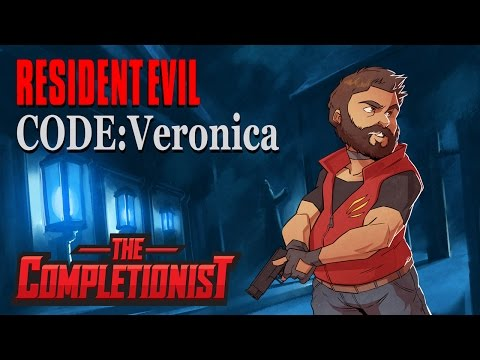 Resident Evil Code: Veronica X | The Completionist