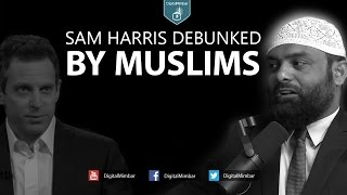 Sam Harris Debunked by Muslims   Religious vs Non Religious Atheist Violence