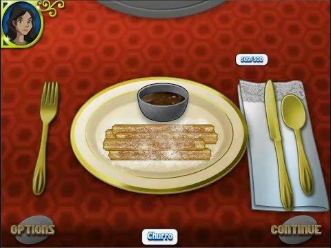 เกมส์ทำอาหาร ทำขนมชูโรส (ปาท่องโก๋สเปน,โดนัทสเปน) - Churros Cooking Game チュロス