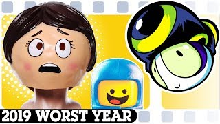 PLAYMOBIL Movie Review: 2019 WORST Animation Year For Theaters (@RebelTaxi)