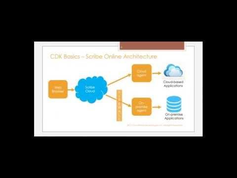 Scribe Online CDK & Connector Development