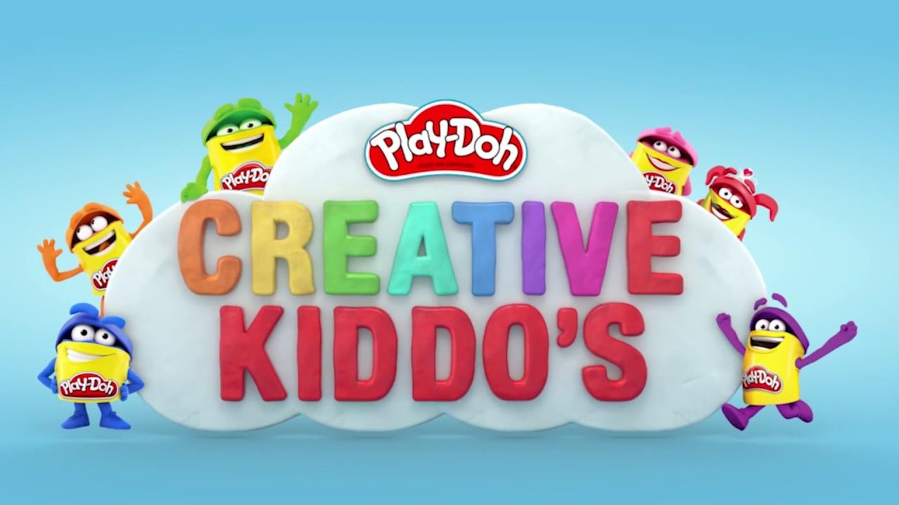 Play-Doh Creative Kiddo's