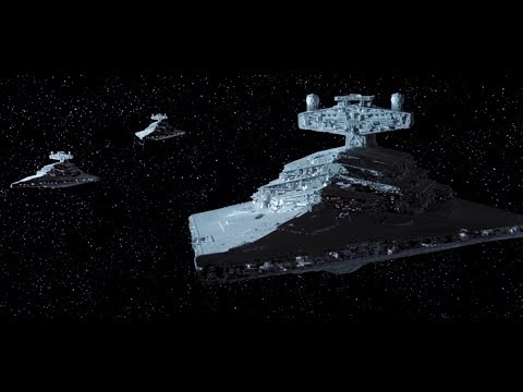 "EMPIRE STRIKES BACK: Imperial Fleet | ""Imperial Suite/Rogue One"""