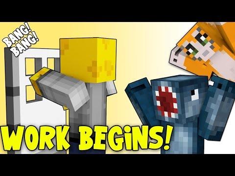 Minecraft - Crazy Craft 2.2 - Work Begins! [56]