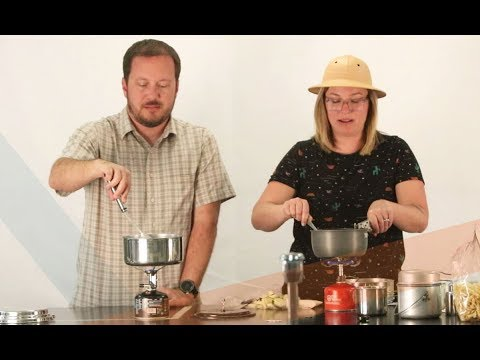 Let's Try It: Ewings' Camp Food Cook-off