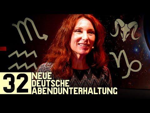 Horoskop 2018 von Astrologin Kirsten Hanser, Klaus Kauker analysiert Wombo, Lumpenpack  | NDA #32