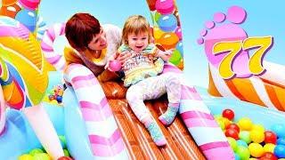 Фото Привет Бьянка и Бассейн с шариками   Учим цвета
