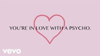 Kasabian - You're In Love With a Psycho (Lyric Video)