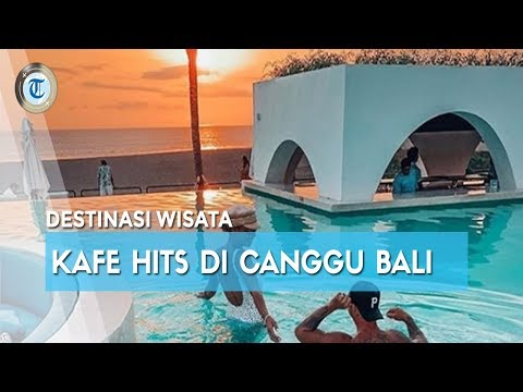 kafe-instagramable-di-canggu-bali,-berenang-sambil-menikmati-sunset