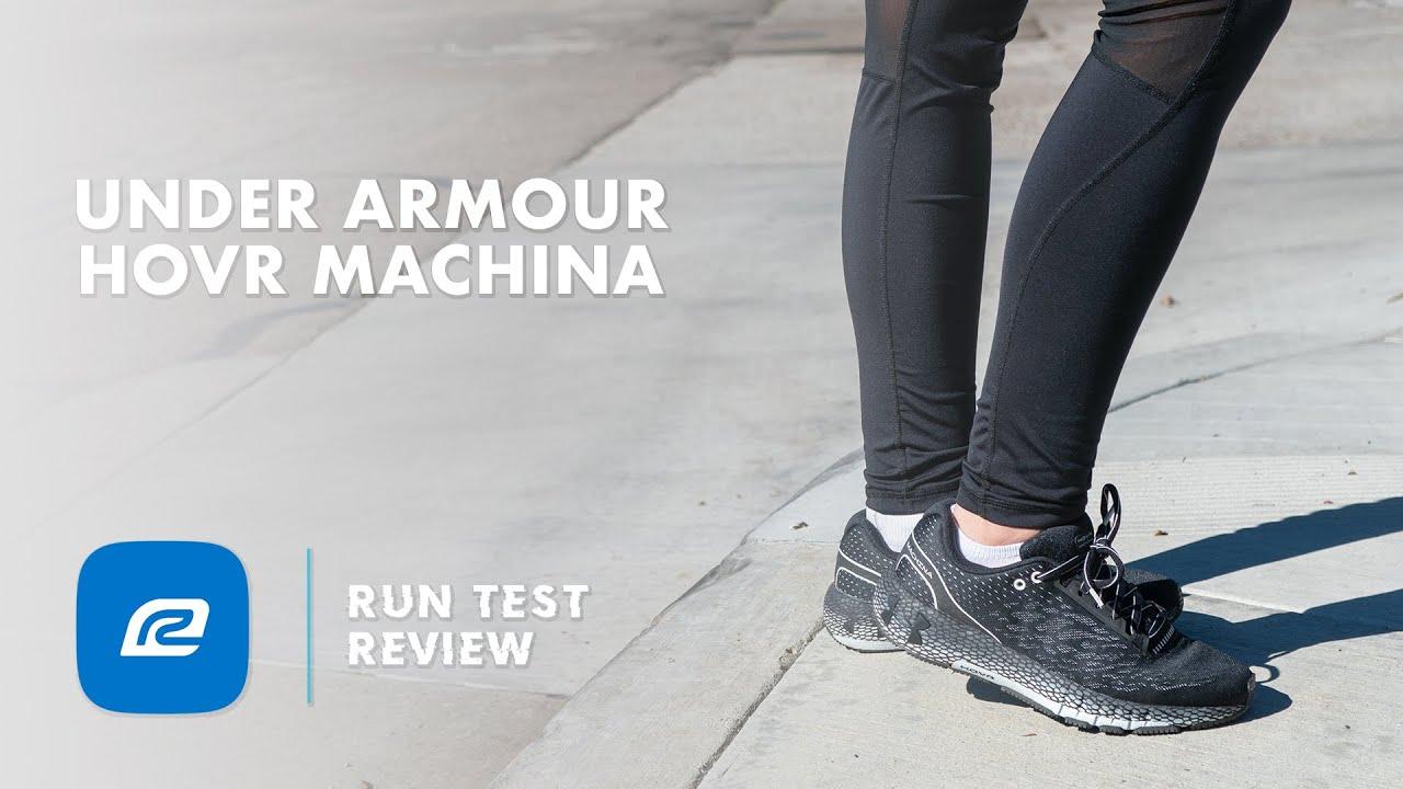 Under Armour HOVR Machina Shoe Review