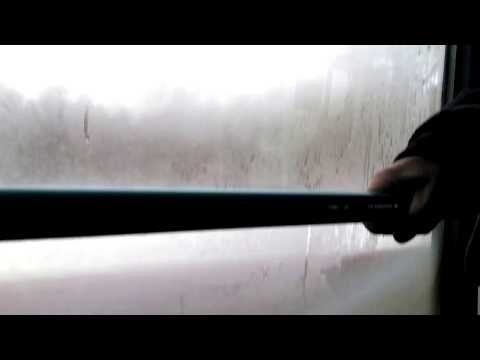 New window cleaning technology in Russia