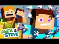 👀 HIDE AND SEEK CHEATER?! | The Minecraft Life of Alex & Steve | Minecraft Animation