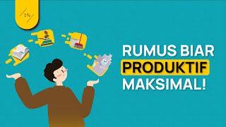 Buat Kamu yang Merasa Kurang Produktif (Cara Manajemen Waktu)