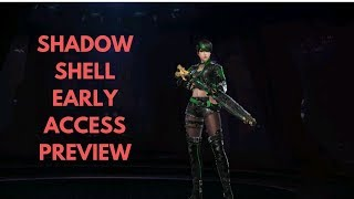 Shadow Shell - Early Access First look - Marvel Future Fight