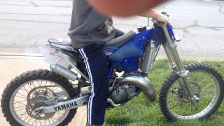 HELP - THE YZ BOGGS WHEN PUT IN GEAR