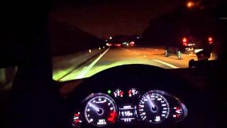 AUDI R8 V10 - Testing Manual Shifting Mode after TCU Upgrade