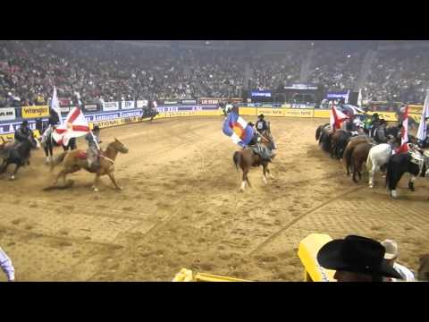OPENING NIGHT AT THE NATIONAL FINALS RODEO 2015 streaming vf