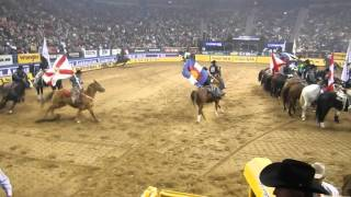 OPENING NIGHT AT THE NATIONAL FINALS RODEO 2015