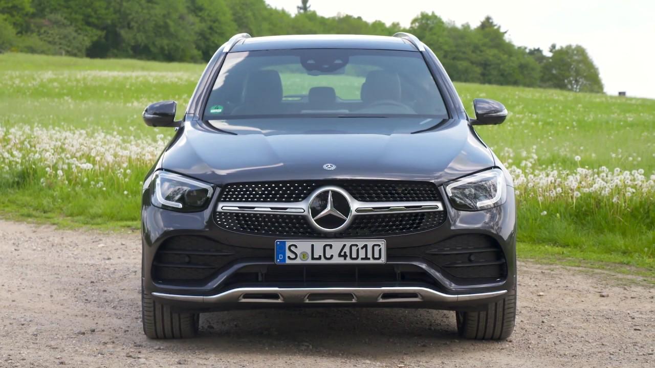 Mercedes-Benz GLC 300d 4MATIC Design in Graphite grey ...
