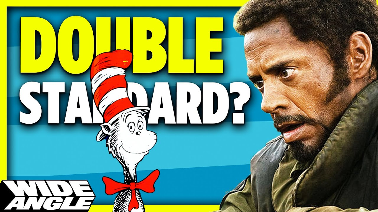 Dr Seuss Vs Cardi B Meme Gets Fact Checked Cancel Culture Double Standard Wide Angle With Brendon Youtube