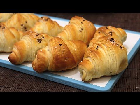 Posni kroasani / Croissant