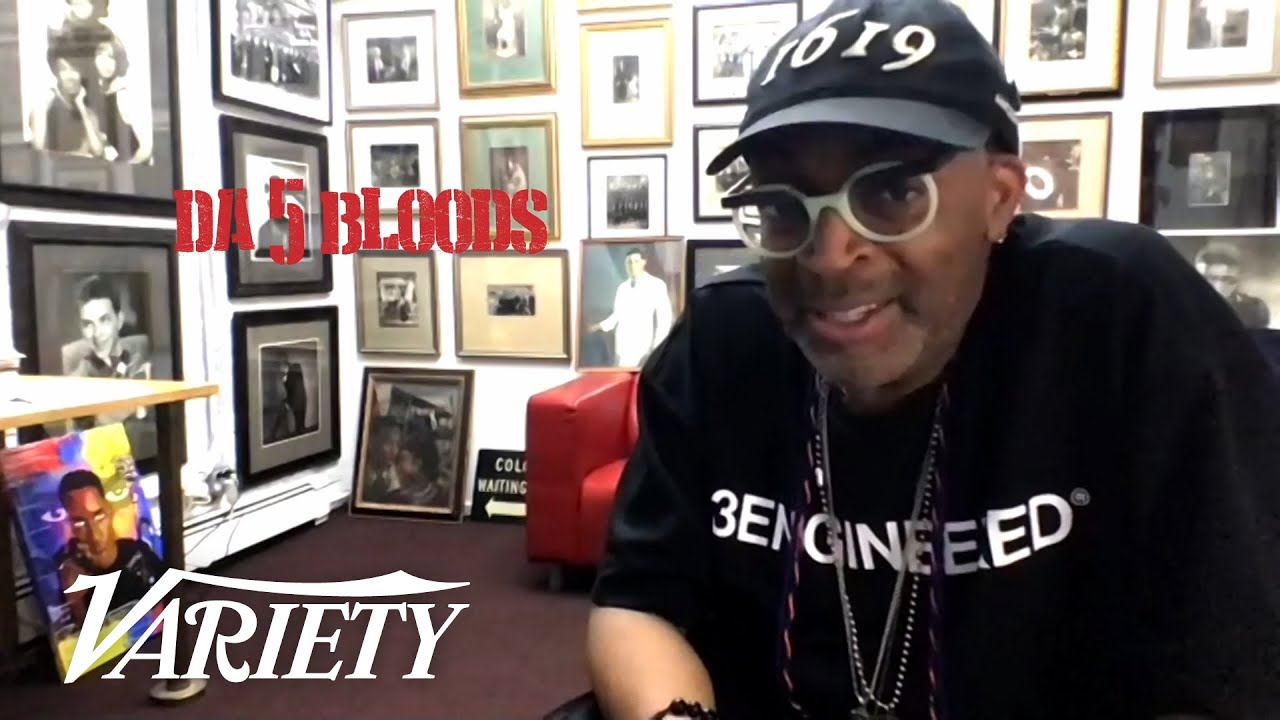 Spike Lee on Why 'Da 5 Bloods' is Coming at the Perfect Time for the Black Lives Matter Movement