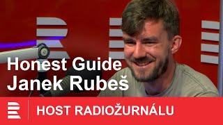 Janek Rubeš: Rád chodím turistickým peklem, chci to mít z první ruky