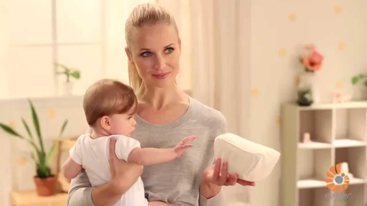 ergobaby neugeborenen einsatz anleitung f r 4 6 monate alte babys youtube. Black Bedroom Furniture Sets. Home Design Ideas