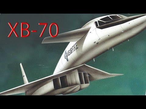 NORTH AMERICAN XB-70 VALKYRIE - Documentario Delta Editrice Ita