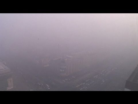 Beijing's air pollution getting worse - no comment