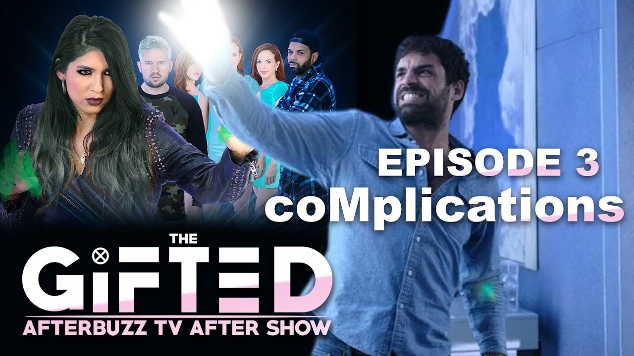 The Gifted Season 2 Episode 3 Review After Show Youtube