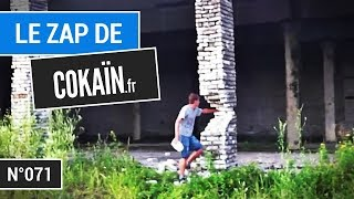 Le Zap de Cokaïn.fr n°071...