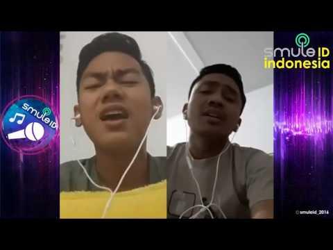 MERINDING !!! SMULE DUO ALFIN D'Academy 3 Indosiar ~ BIDADARI SURGA