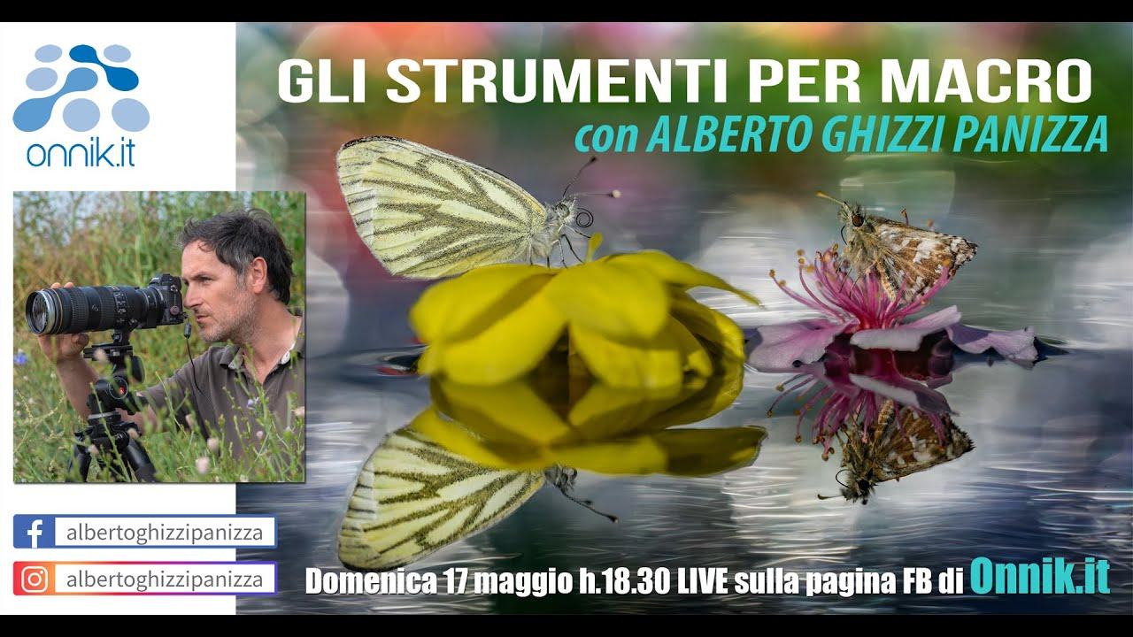 Download Gli strumenti per Macrofotografia   Incontro Live con Alberto Ghizzi Panizza