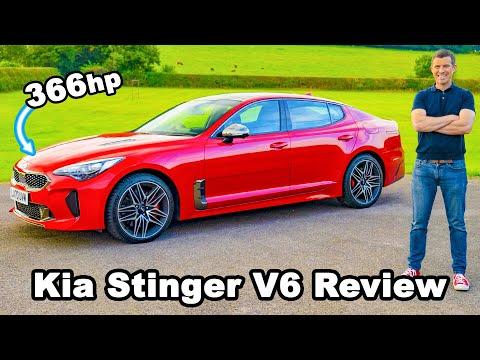 Kia Stinger V6 review – better than a BMW M340i?