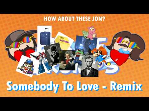 Game Grumps Remix - Somebody to Love