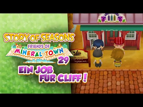 Cliffs Blaues Herz Event 30 Let S Play Story Of Seasons