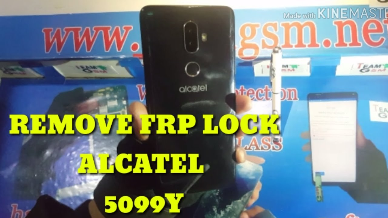 Alcatel 6060c Unlock
