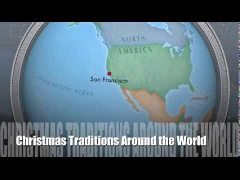 Christmas Around the World - An Interactive Video - YouTube