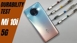 Mi 10i 5G Durability Test - Better than OnePlus Nord ?
