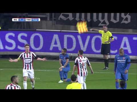 WiIllem II - FC Twente 02-04-2016