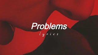 Weathers - Problems // lyrics