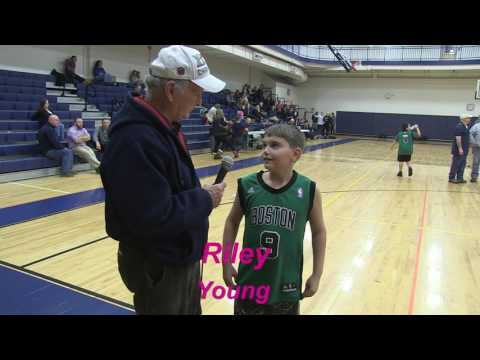 The Wilmington Knights of Columbus Free Throw Contest: February 8th, 2017
