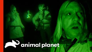 Country Singer Lures Sasquatches By Singing | Finding Bigfoot