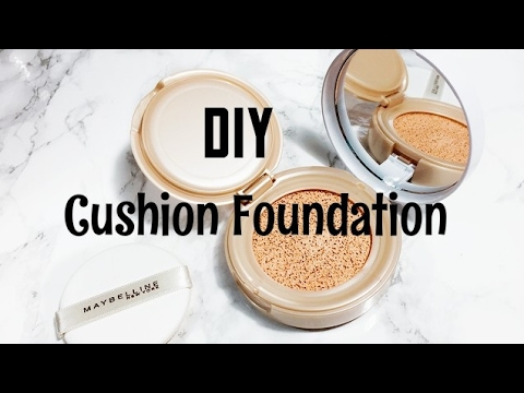 Diy Your Own Cushion Foundation Easy